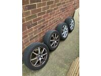 "TSW 16"" Alloy Wheels"