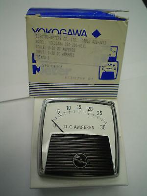 Yokogawa Voltmeter 30v Dc Nib