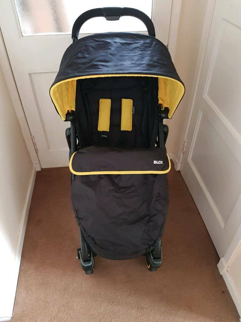 Graco blox lightweight buggy