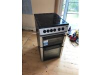 Nearly New Beko Electric Cooker, Grill& Oven