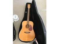 Cort Earth 100F Electric Acoustic Guitar