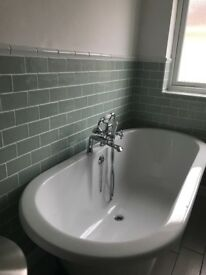 Reduced for quick sale - Do you think your bathroom needs a make over but can't afford to do it?