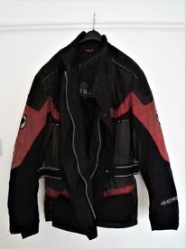 Bering Motorbike jacket, mens, size XL