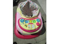 mothermothercare baby walker