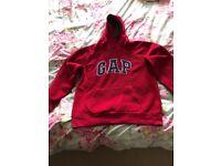 GAP hoodie jumper -Aged 13 years