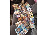 Bundle of 42 children's dvds