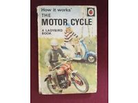 How it works, Motor Cycle ladybird book