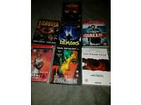 DARIO ARGENTO DVD BUNDLE