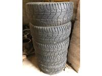 5 x Pirelli Scorpion 4x4 Tyres
