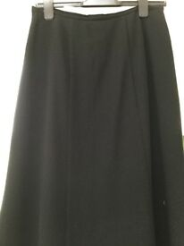 Ladies Black Skirt