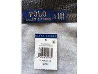 Ralph Lauren zipper hoodie