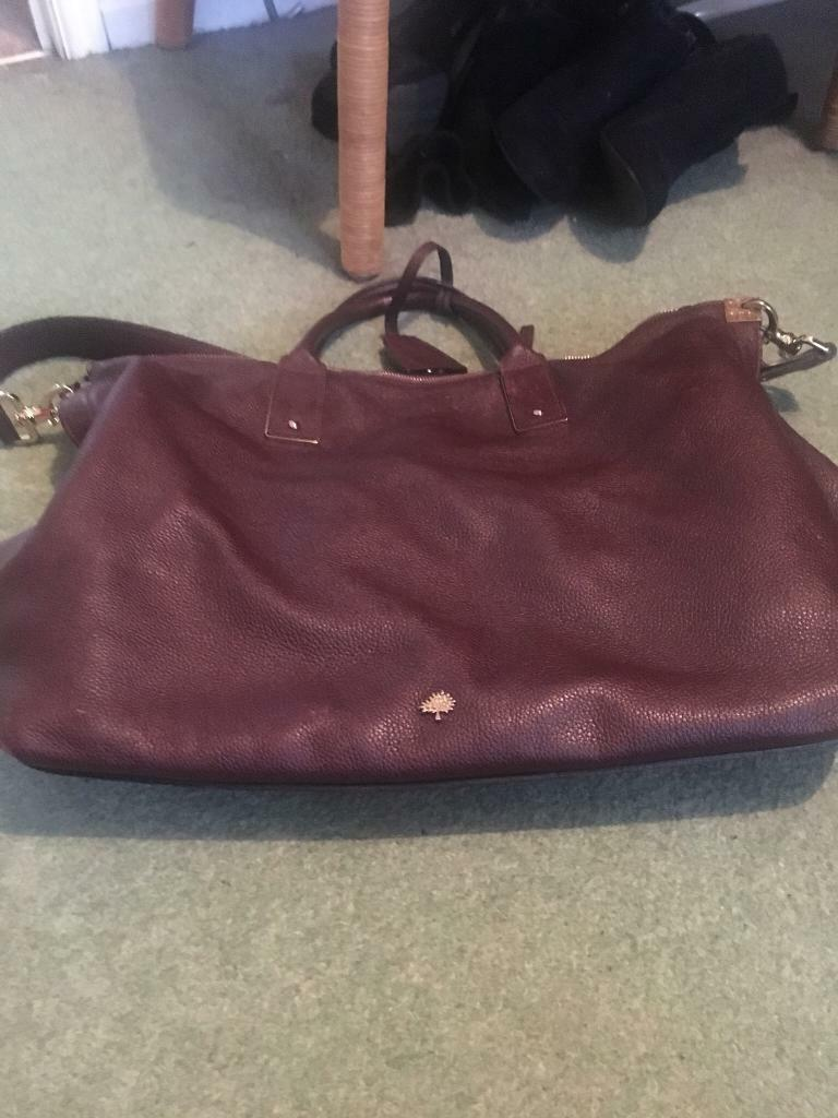 d60e4154627bb Mulberry leather Tote bag | in Durham, County Durham | Gumtree