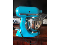 Kitchenaid Artisan food mixer ICE BLUE