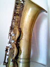 SELMER BALANCED ACTION TENOR FOR P/X. 1939.