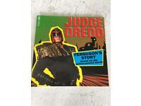 Judge Dredd: Ferguson's story