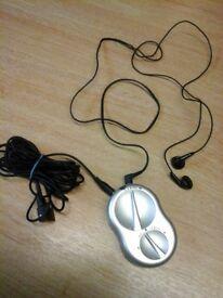 Sarabec Cresendo C50 hearing amplifier