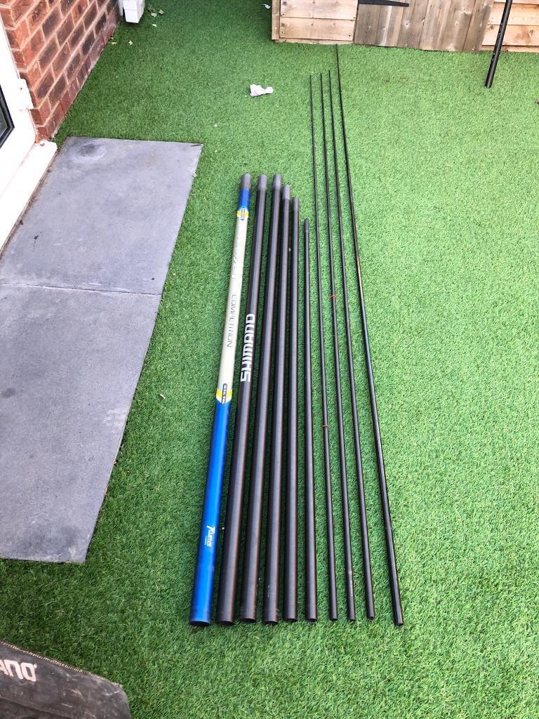 Fishing Pole Shimano Technium 13m In Wombwell South Yorkshire Gumtree