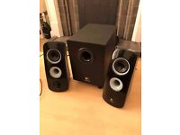 Selling used Logitech Z323 Speaker System