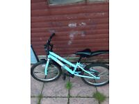 Bikes very good condition.size of the wheels 20.for boy &girl age between 6-10.