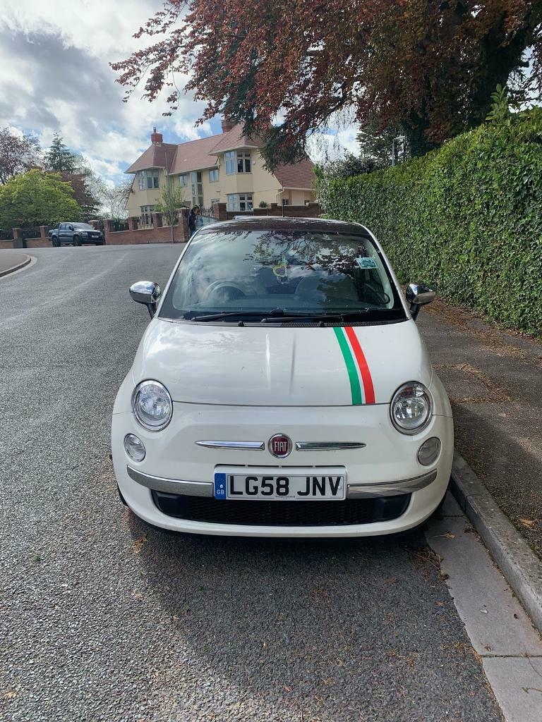 Fiat 500 2008 1 4 In Newport Gumtree