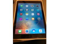 iPad Air 2 4G + Wifi / Space grey - boxed - mint condition