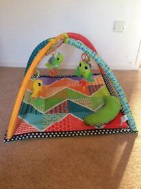 Infantino baby play mat and arch, Ocean Friends