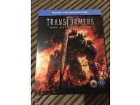 Steelbook Blu Rays - Limited Edition Collectable