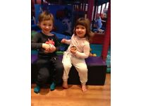 Au pair required for two children aged 3 and 5 (both in school full time) Clapham. Live in.