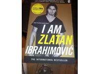 I AM ZLATAN IBRAHIMOVIC AUTOBIOGRAPHY