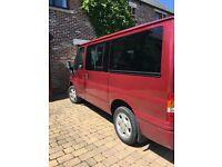 8 seater mini bus
