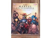 The Marvel encyclopaedia