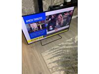 50 INCH BUSH LED ULTRA SLIM TV MINT CONDITION CAN DELIVER