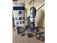 VAX cordless lift vacuum and handheld vacuum