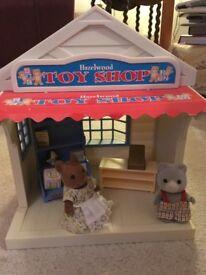 Sylvanian Families Hazlewood Toy Shop