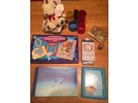 Bundle of toys crafts