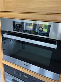 Miele combi oven/microwave/grill