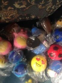 Squishy toys