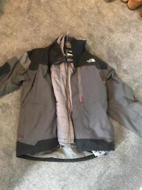 Men's North Face Coat - Size S