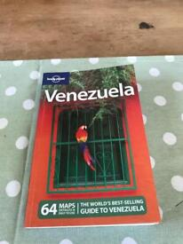 Venezuela lonely planet travel guide