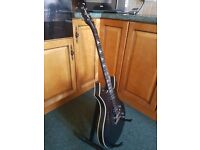 REDUCED!!!!BC RICH DAGGER SEMI HOLLOW BODY