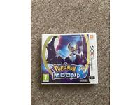 Nintendo 3DS Pokemon Moon