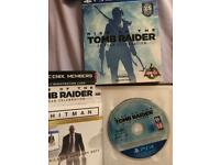 Rise of the Tomb Raider Gaming / Playstation4 Games