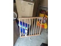 Lindham wooden baby gates