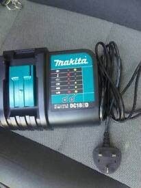 Brand new makita charger!