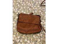 Brand New M&S Collection leather long strap ladies bag