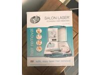 Salon laser hair removal kit