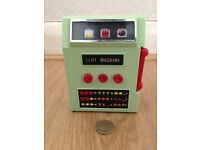 Rare Waco 1970 novelty mini arcade machine complete with box