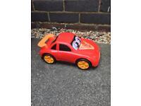 Large toy car