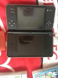 Dsi Xl with games & charger