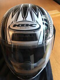 KBC motorcycle helmet size XS
